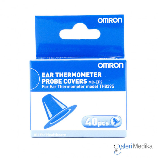 Probe Cover Termometer Omron TH-839S Isi 40 pcs