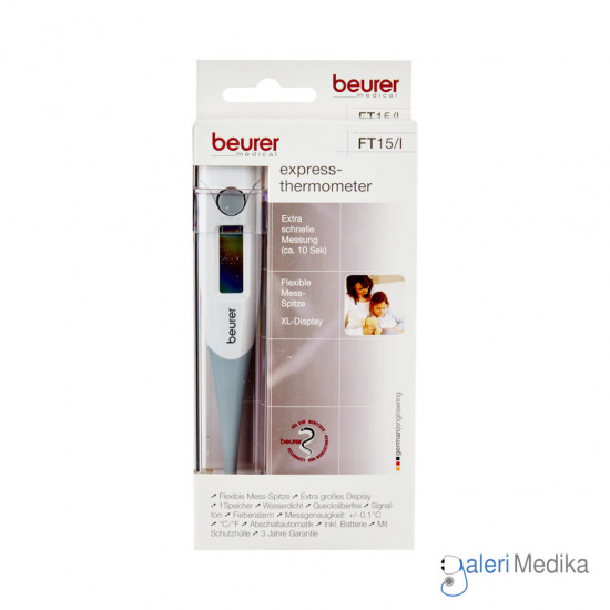 Beurer FT 15/1 - Termometer Digital