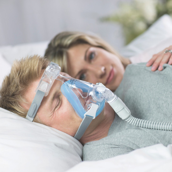 Respironics Amara Full Face CPAP Mask