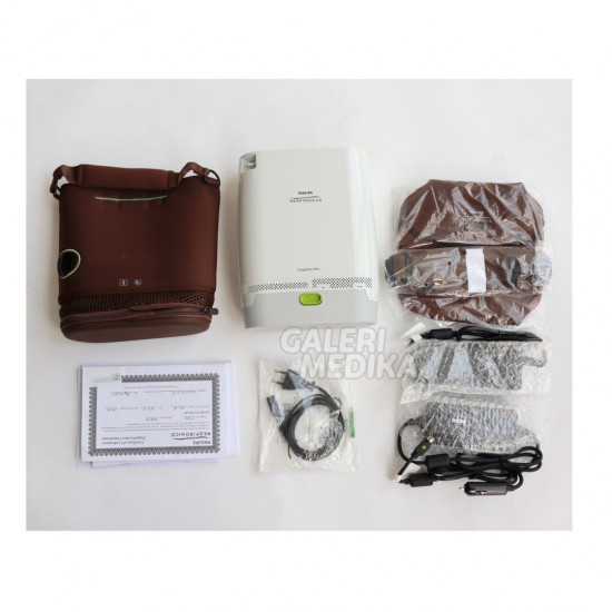 SimplyGo Mini Oxygen Concentrator + Extended Battery