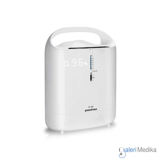 Oxygen Concentrator Yuwell 7F-3NW Mesin Penghasil Oksigen