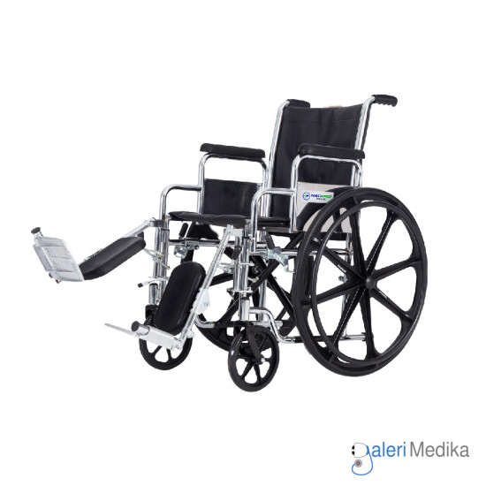 Medipro Policare Manual Wheelchair - Kursi Roda Manual