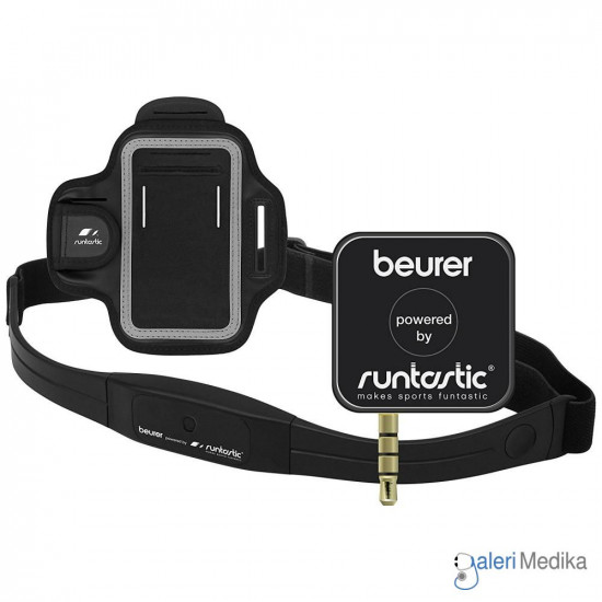 Beurer Runtastic PM200+ Heart Rate dan GPS Runners Kit