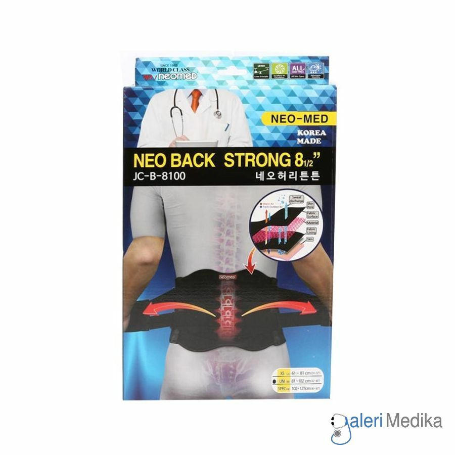 Neomed Neo Back Strong JC-B-8100