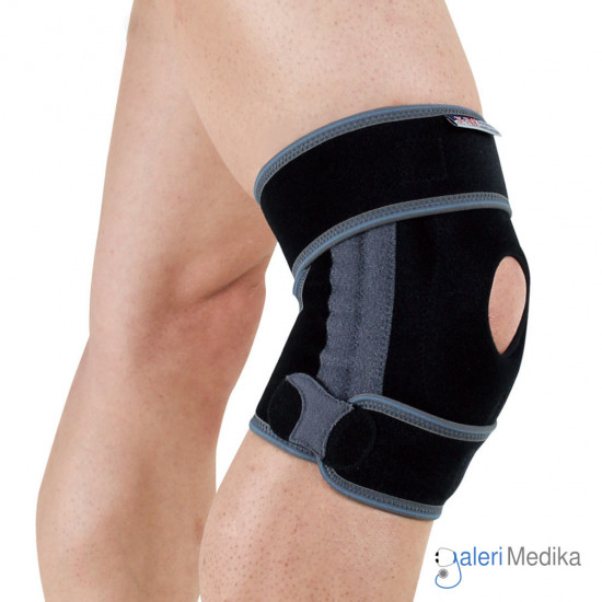 Dr. Ortho ES-7A91 Knee Support Silicone Pad