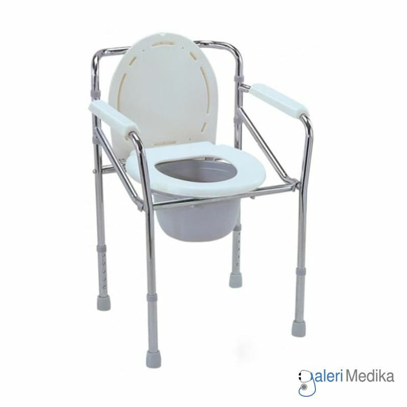 GEA FS894 Commode Chair Kursi BAB - Tanpa Roda