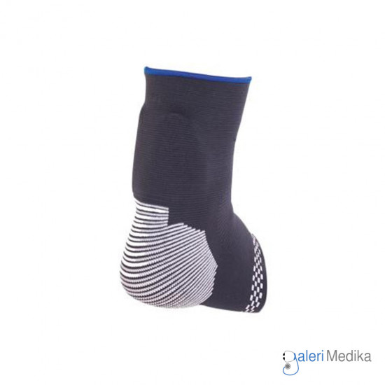 Variteks 455 Knitted Achille Tendon Support Pelindung Tumit