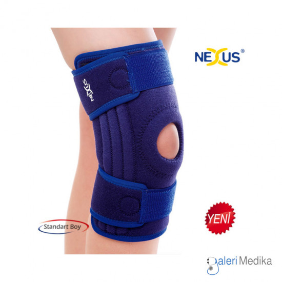 Variteks 893 Knee Support With Flexible Stays
