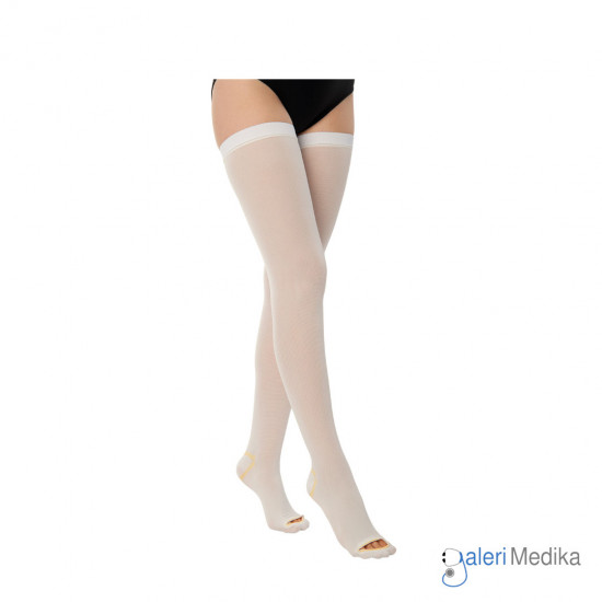 Stocking Varises Variteks 909 Thigh High Anti Embolism
