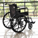 Kursi Roda GEA YJ-001 Velg Racing Steel Wheelchair