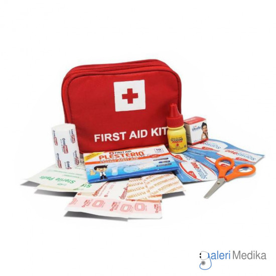 OneMed Kotak p3k First Aid Kit Dompet Merah