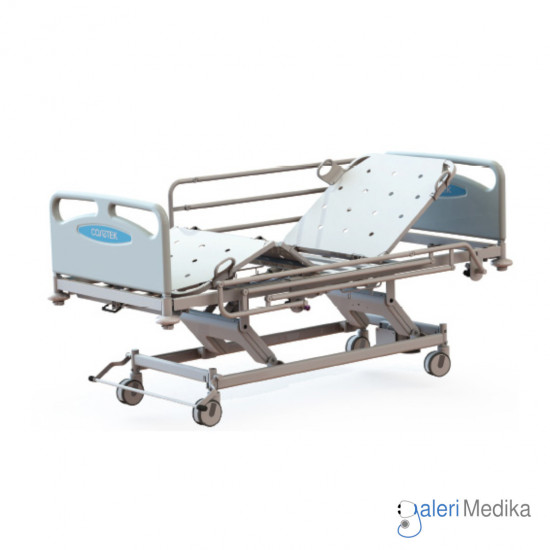 Hospital Bed Caretek G420 Ranjang Pasien 3 Crank