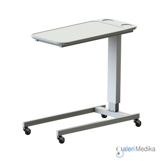 Meja Makan Pasien Caretek HT110 Overbed Table