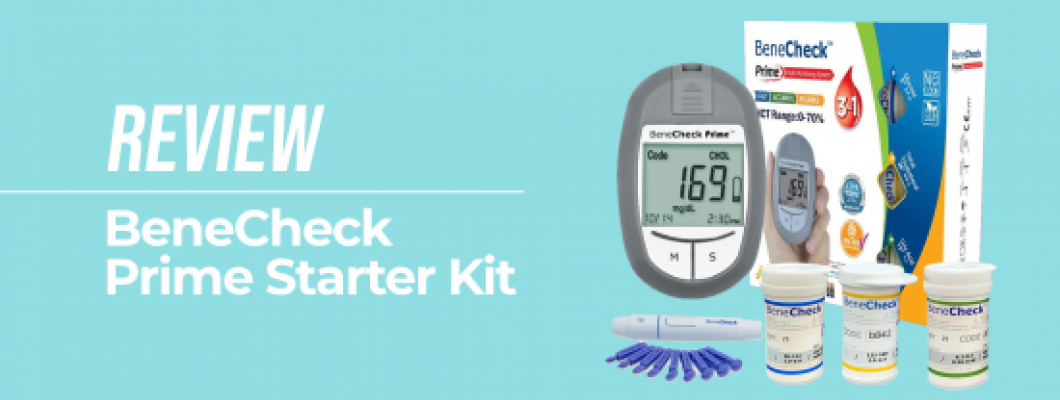 Review BeneCheck Prime Starter Kit – Alat Cek Darah 3in1 Multifungsi