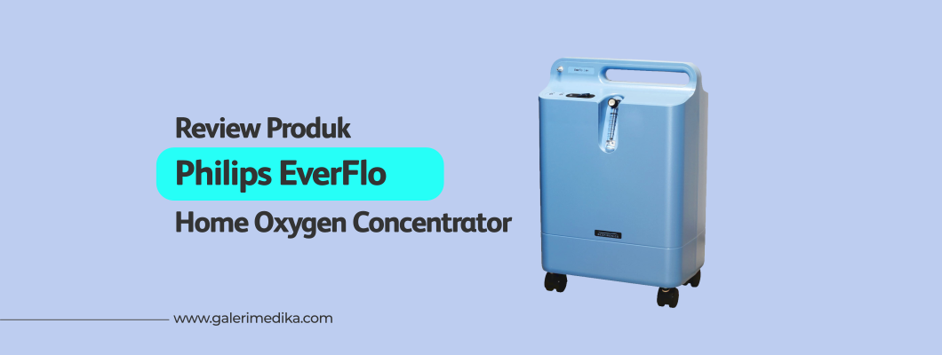 Review Philips EverFlo Home Oxygen Concentrator