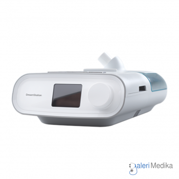 Philips DreamStation Standard CPAP dengan Humidifier + Masker DreamWear Nasal Pillow