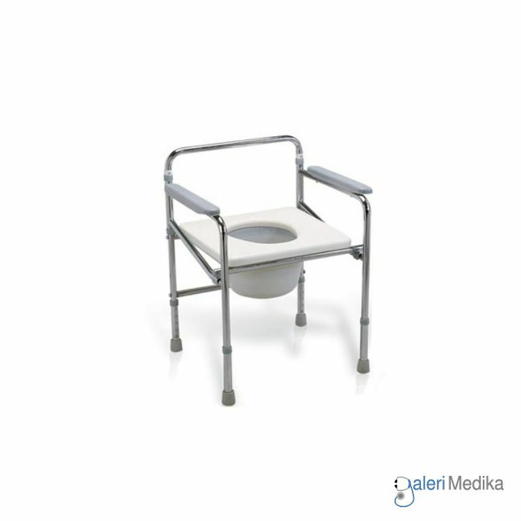 GEA Commode Chair (Kursi BAB) - FS896