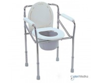 Serenity Commode Chair Tanpa Roda  - FS894
