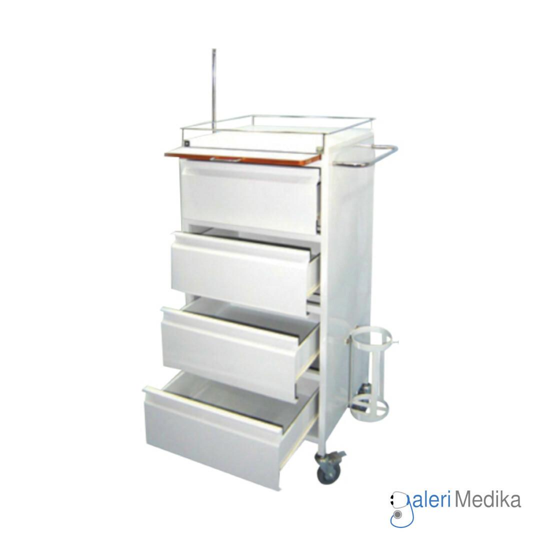 Emergency Trolley Medipro MED-ET610A