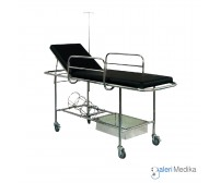 Medipro Emergency Stretcher With Back Raise