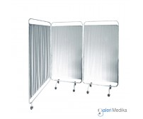 Bed Screen / Skerem 3 Bidang - Medipro MED-SC203S