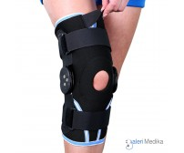 Dr. Ortho ES-7A01 Airmesh Knee Brace with ROM hinge