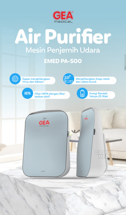 Air Purifier GEA EMED PA500