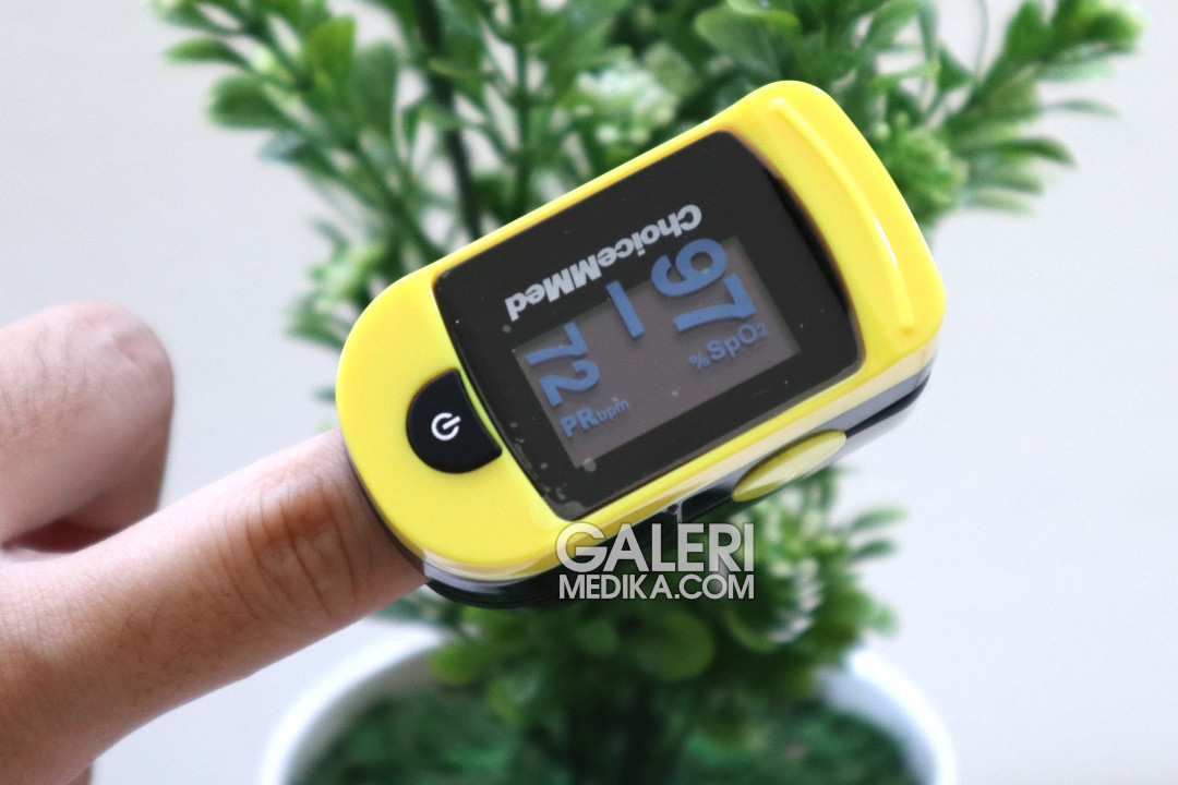 Pulse Oximeter ChoiceMMed MD300C20